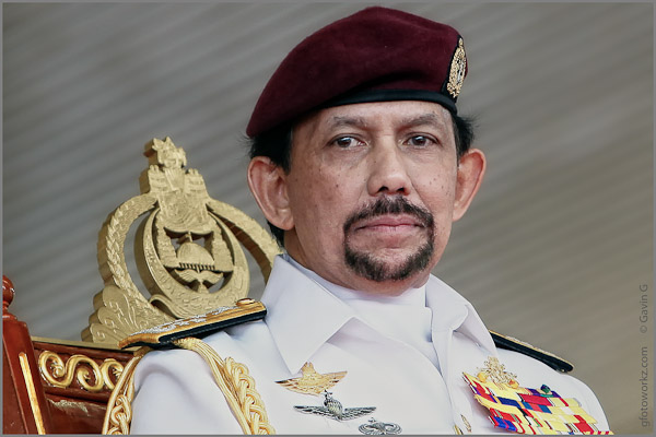 His Majesty Sultan Haji Hassanal Bolkiah Mu'izzaddin Waddaulah, the Sultan and Yang Di-Pertuan of Brunei Darussalam consented to grace the important event.
