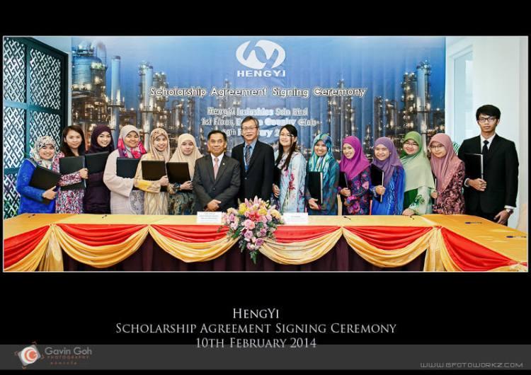 HengyiScholarship2014-1